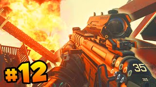 "Call of Duty ADVANCED WARFARE Walkthrough (Part 12) - Campaign Mission 12 ""ARMADA"" (COD 2014)"