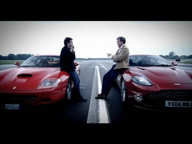 Aston Martin Vanquish Car Review - Top Gear - BBC - YouTube