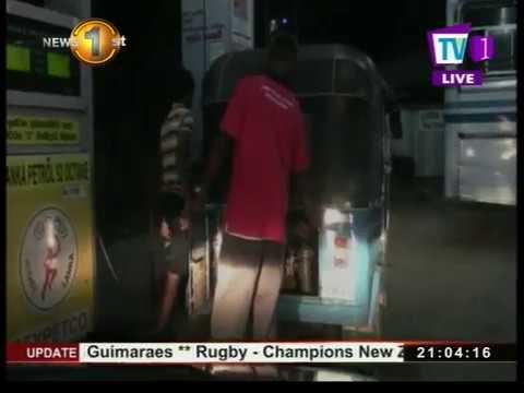 fuel shortages repor|eng