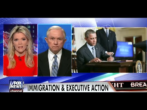 • Congress Responds to Obama Immigration Ultimatum • Kelly File • 11/6/14 •