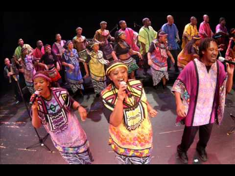 Soweto Gospel Choir - Thina Simnqobile video