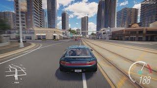 Forza Horizon 3 - 1993 Porsche 928 GTS Gameplay