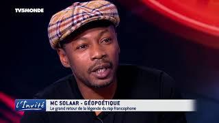 """MC SOLAAR : """"Géopétique"""""""