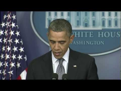President Obama Honors Shooting Victims, Families: 'Our Hearts Are Broken Today'