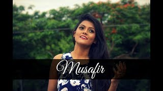 download lagu Musafir Song  Female Cover  - Sweetiee Weds gratis