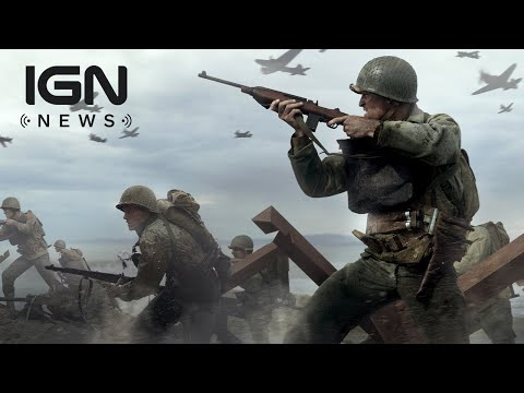 Call of Duty WW2 Private Beta Details Revealed - IGN News