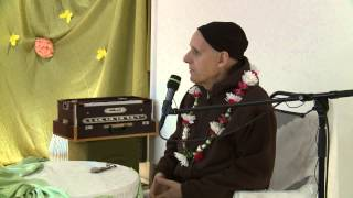 2014.10.23. Mantra Yoga Lecture HG Sankarshan Das Adhikari, Alytus, Lithuania
