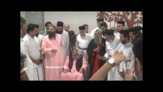 Dr. Zachariah Mar Theophilos arrived at Calicut. 3-7-2013