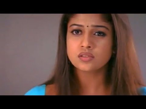 Vallabha Movie || Nayanatara Knowing Simbhu As His Student Sentiment Scene video