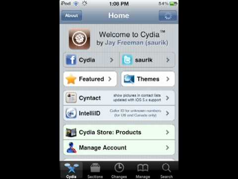 Cydia tweak: Powercenter Pro