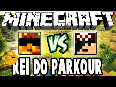 PhoenixBR Vs Fenom! - Rei do Parkour: Minecraft #3