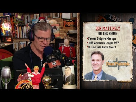 Don Mattingly on The Dan Patrick Show (Full Interview) 10/27/15