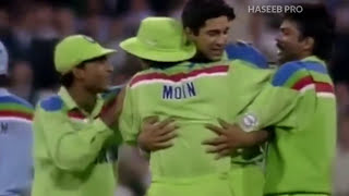 PAKISTAN WORLD CUP CRICKET 1992, THEME SONG OF CRICKET WORLD CUP 1992, IMRAN KHAN, (BY HASEEB KARIM)