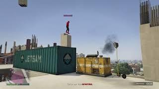 GTA 5(Funny gameplay ) With Lgxdiamondzzz