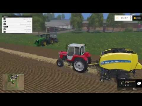 Farm Sim Saturday Starting Westbridge map and a few new mods