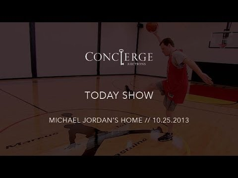 In the Press // Michael Jordan House on Today Show