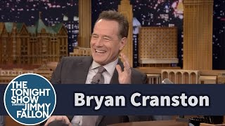 Bryan Cranston Puts On His Pants One Photo at a Time