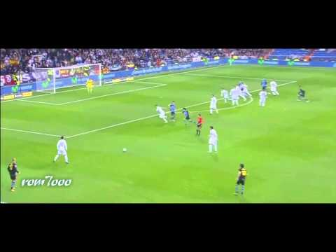 Alvaro Arbeloa 2012 All Season Skills HD