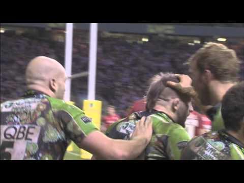 Harlequins 11 v 19 Saracens | Aviva Premiership Rugby Highlights Round 11 | 27-12-11