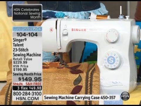 Singer Talent 23-Stitch Sewing Machine
