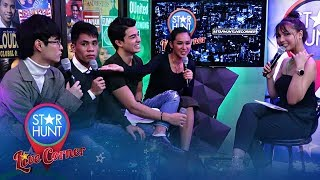 LIVE: Star Hunt Live Corner hosted by Tori with Team LAYF Lou, Andre, Yamyam, and Fumiya
