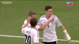 Lars Bender Goal ( Ecuador 0 2 Germany ) 29 05 2013