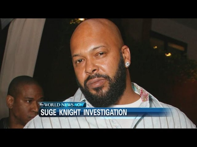 Suge Knight Suspect in Fatal Hit-and-Run