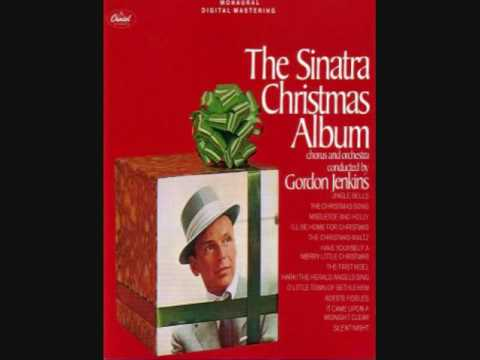 Frank Sinatra - Mistletoe And Holly