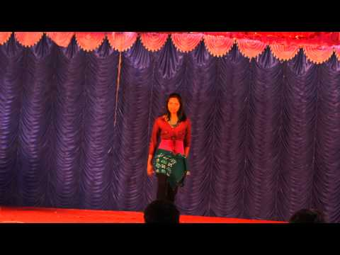 Nagin Dance Nachna (m.s.ramaiah College, Bangalore) video
