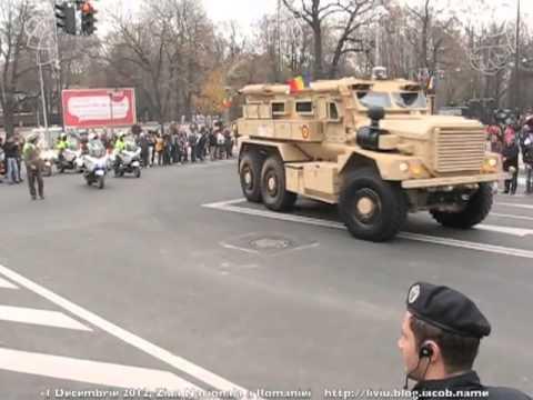 1 Decembrie 2013 -  Parada militara de 1 milion de euro - LIVE - Ziua Nationala a Romaniei