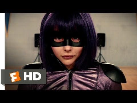 Kick-Ass 2 (4/10) Movie CLIP - Dance Audition (2013) HD