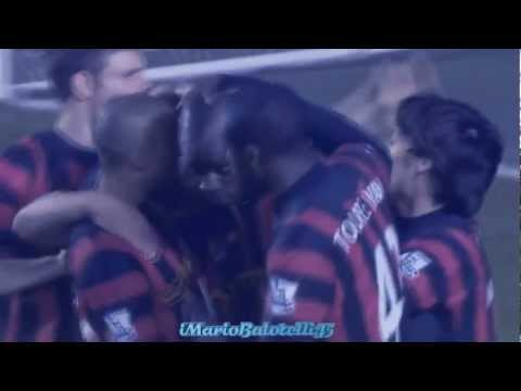 Mario Balotelli -  Gladiator - Manchester City 2011/2012 HD