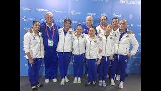Montreal - Le interviste alle azzurre dopo le qualifiche femminili