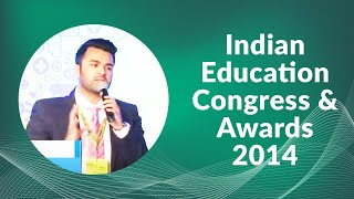 Indian Education Congress   Awards