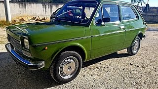 Fiat 127 Special, model year 1976