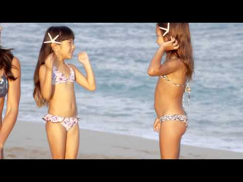 San Lorenzo Bikinis Keiki (kids) Collection video