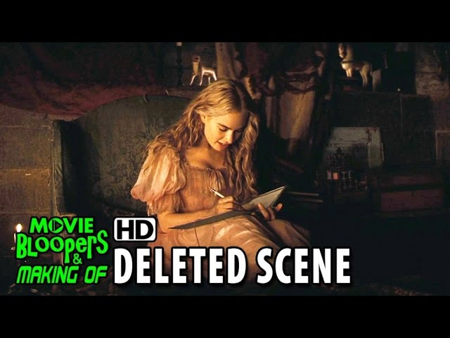 Cinderella (2015) Deleted Scene #3 - Dear Kit