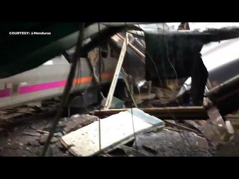 Accident ferroviaire près de New York : le train roulait deux fois trop vite