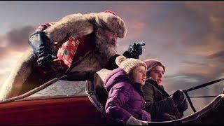 The Christmas Chroniclesgives us Kurt Russell as a soul-singing Santa: EW review