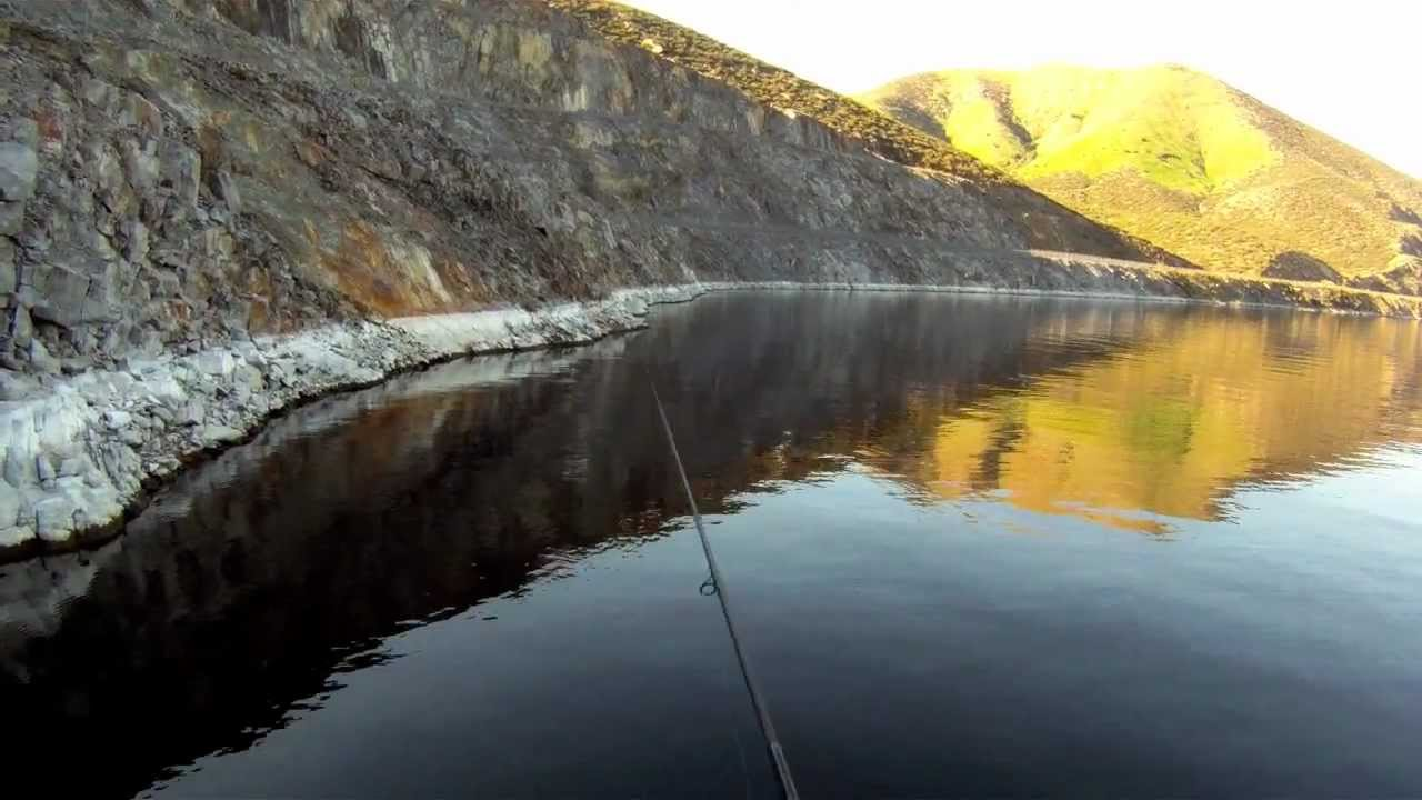 Pre fishing diamond valley lake for an aba tournament 2 for Diamond valley lake fishing report