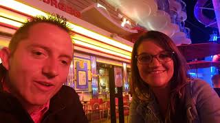 Where to get ice cream late night on symphony of the seas without getting charged with drink package