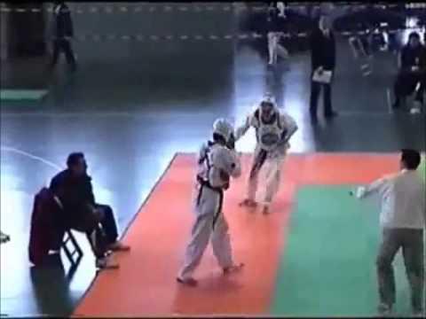 Los mejores combates de taekwondo (WTF)