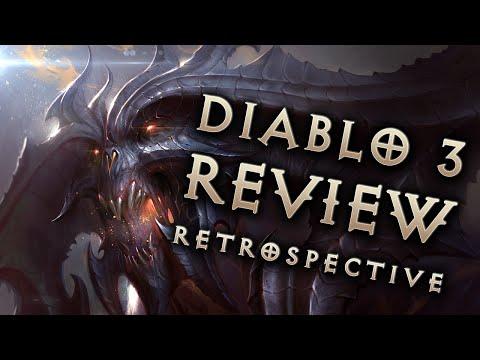 Diablo 3 review 2016 (2.4.1 Season 6): Retrospective on 2012 (Stream highlight)