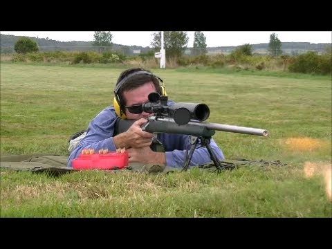 Remington 700 5R .300 Winchester Magnum 500 Yards