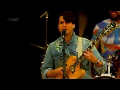 Vampire Weekend Chile Lollapalooza 2014 Full Hd Concert