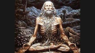 स्थिर शरीर शांत मन और ध्यान भृकुटि मध्य | भगवद गीता