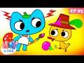 Kit și Keit : Furios, Furios, Furios   Desene Animate Educative   HeyKids