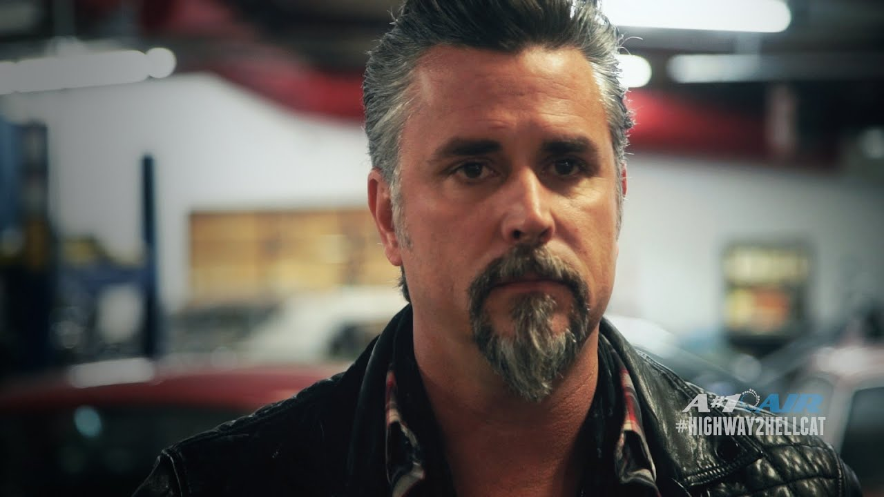 Richard Rawlings, Monkey Garage, Rawlings Wife, Gas Monkey, Rawling
