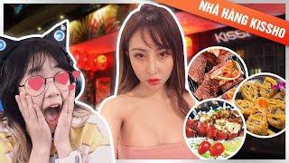 Misthy bị PHI DAO vào mặt khi đi ăn Nhà Hàng 6 Sao || WHAT THE FOOD - TẬP 3