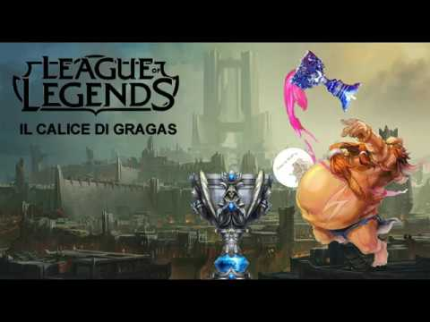 The BanANavas VS Tilted from Start Day 1 Game 2 Il Calice Di Gragas